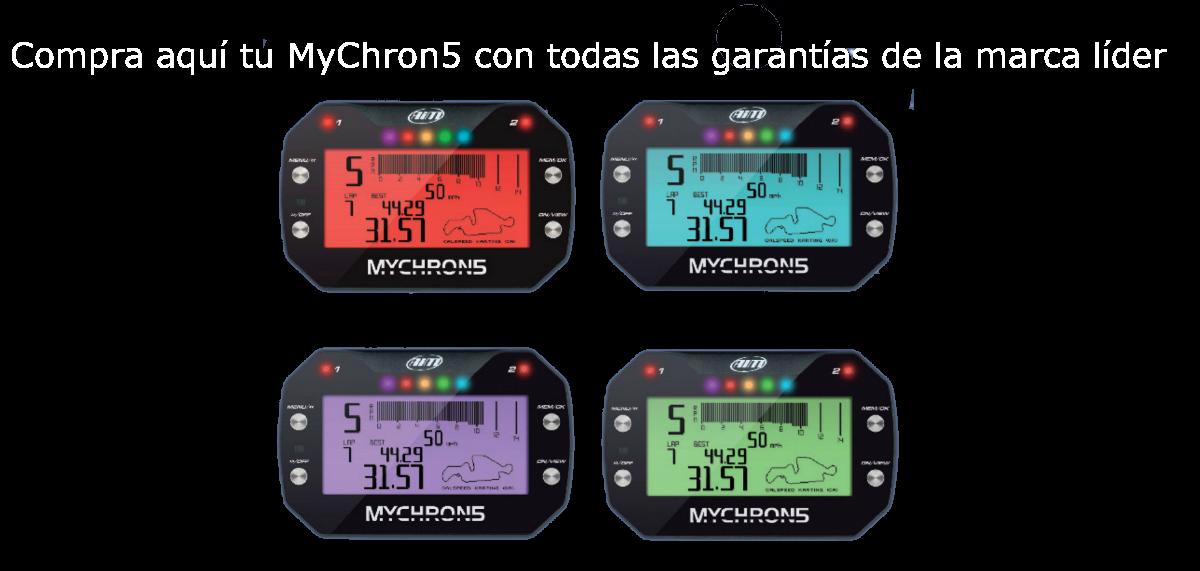 MyChron5