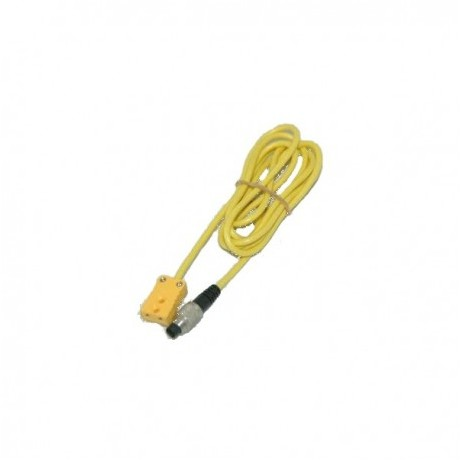 Cable prolongación compensado termopar/binder 3p