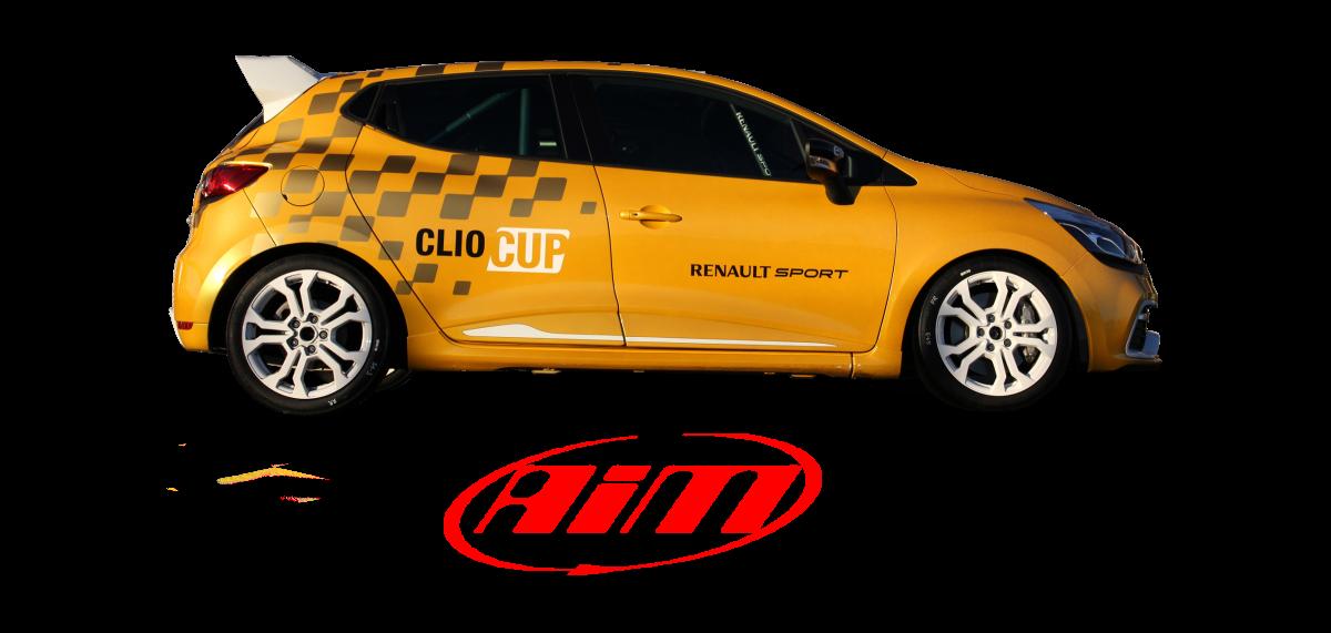 KIT Clio IV SMartyCam